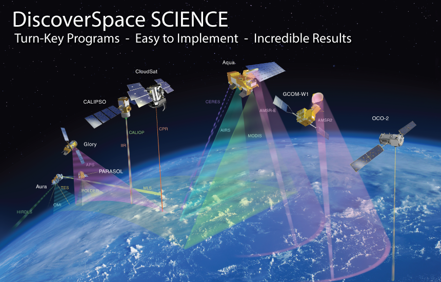 DiscoverSpace Science